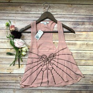 Forever 21 Pink Top Size M